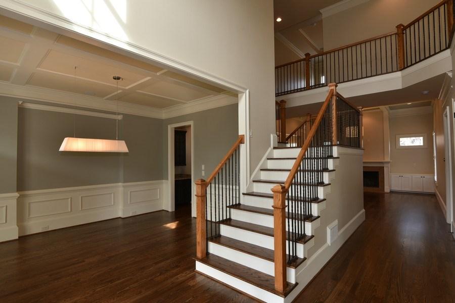 Real Estate Photography - 2215 Abby Lane NE, Atlanta, GA, 30345 - Foyer
