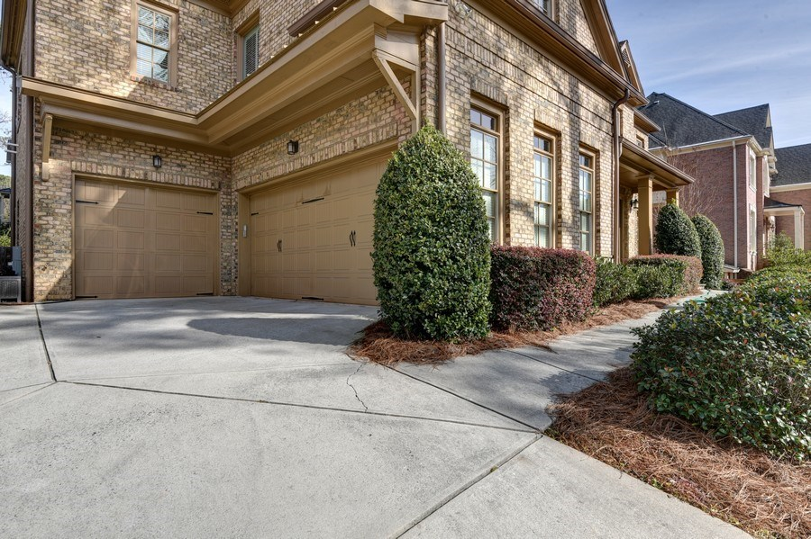 Real Estate Photography - 2215 Abby Lane NE, Atlanta, GA, 30345 - Garage
