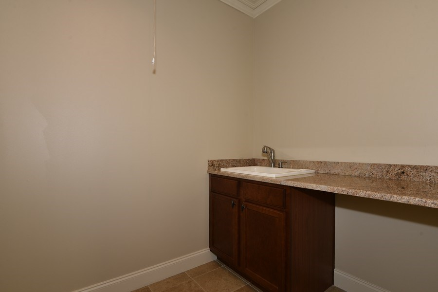 Real Estate Photography - 2215 Abby Lane NE, Atlanta, GA, 30345 - Laundry Room