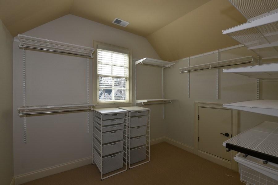 Real Estate Photography - 2215 Abby Lane NE, Atlanta, GA, 30345 - Master Bedroom Closet