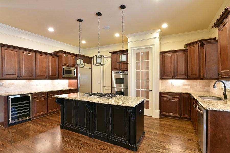 Real Estate Photography - 2215 Abby Lane NE, Atlanta, GA, 30345 - Kitchen