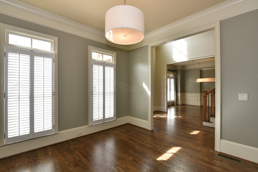 Real Estate Photography - 2215 Abby Lane NE, Atlanta, GA, 30345 - Office