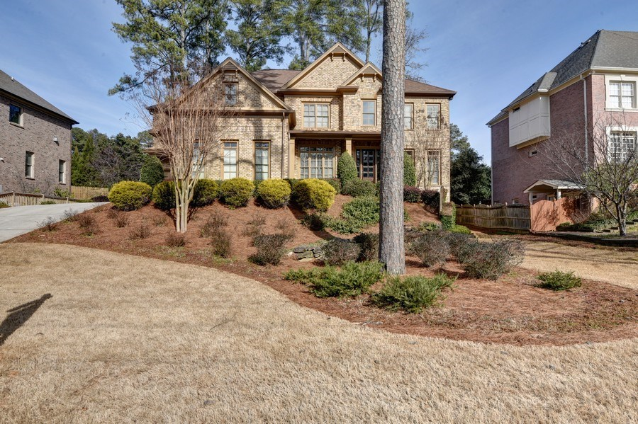 Real Estate Photography - 2215 Abby Lane NE, Atlanta, GA, 30345 - Front View