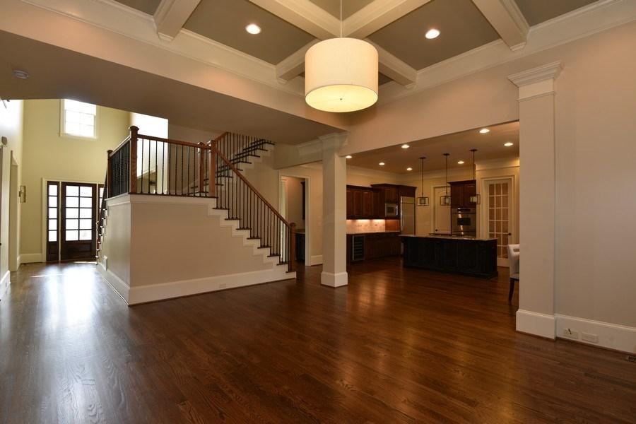 Real Estate Photography - 2215 Abby Lane NE, Atlanta, GA, 30345 - Kitchen / Living Room