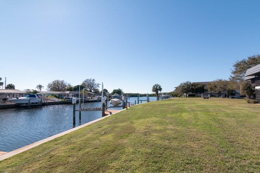Real Estate Photography - 10441 Waterbird Way, Bradenton, FL, 34209 - Canal View