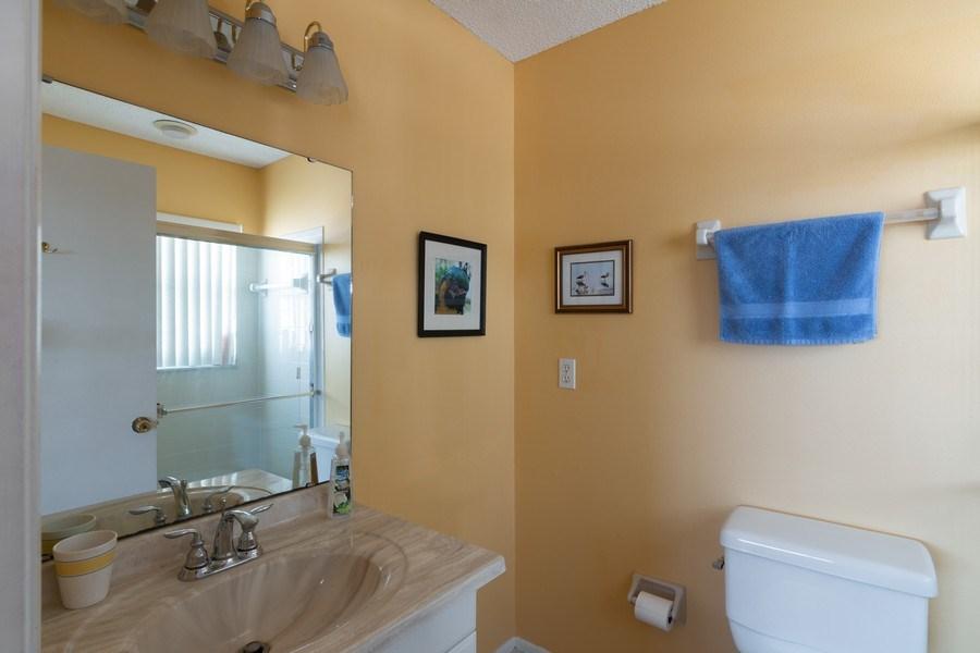 Real Estate Photography - 10441 Waterbird Way, Bradenton, FL, 34209 - Master Bathroom