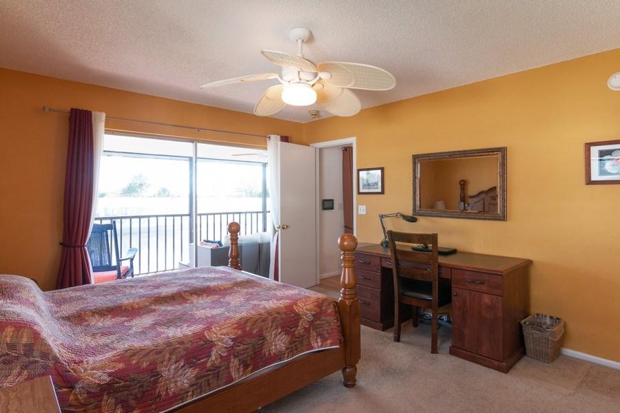 Real Estate Photography - 10441 Waterbird Way, Bradenton, FL, 34209 - Master Bedroom