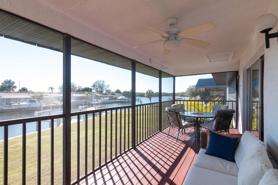 Real Estate Photography - 10441 Waterbird Way, Bradenton, FL, 34209 - Lanai
