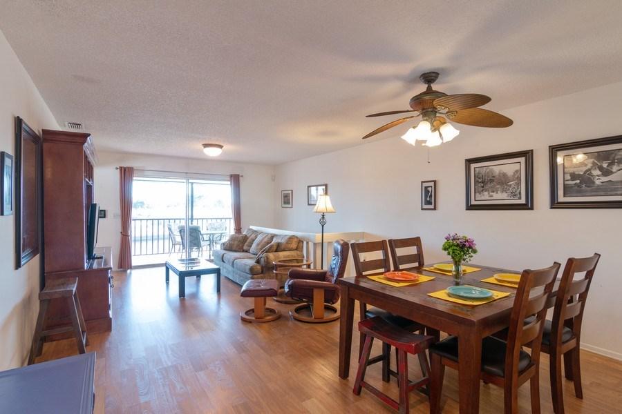 Real Estate Photography - 10441 Waterbird Way, Bradenton, FL, 34209 - Living Room / Dining Room