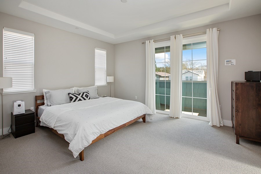 Real Estate Photography - 601 Chives Way, Walnut Creek, CA, 94595 - Master Bedroom