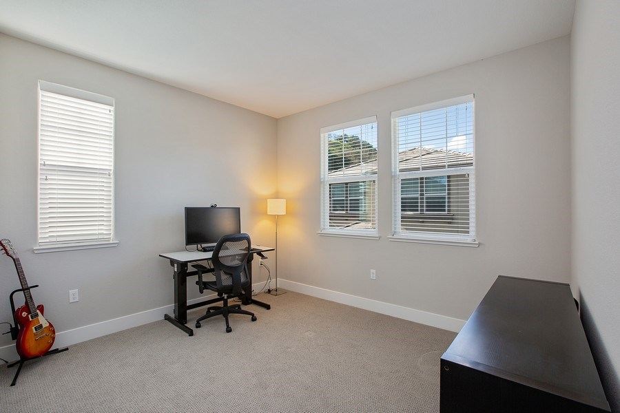 Real Estate Photography - 601 Chives Way, Walnut Creek, CA, 94595 - 2nd Bedroom