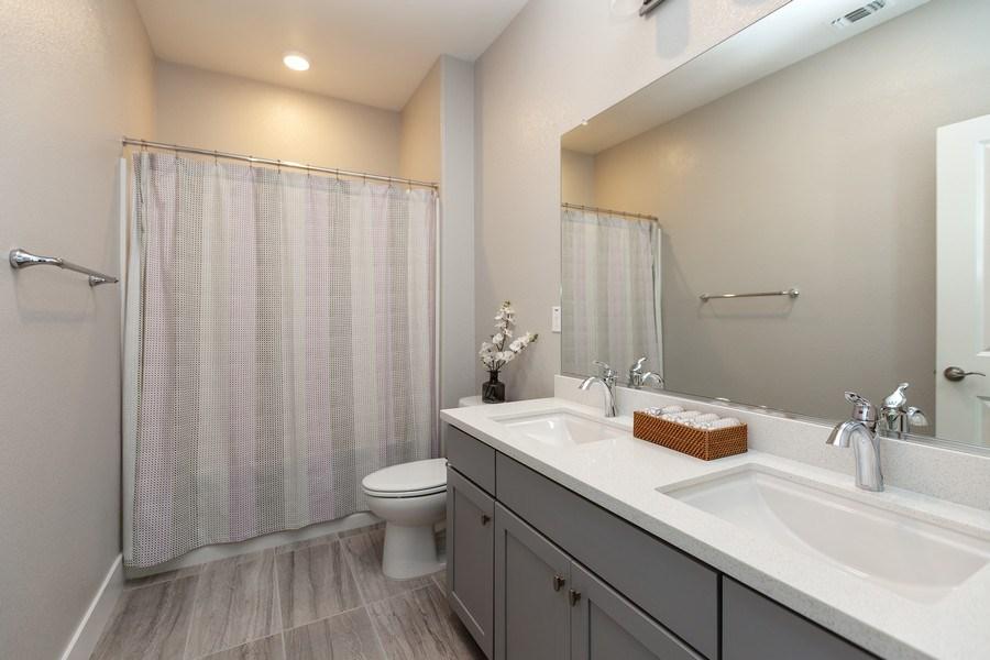 Real Estate Photography - 601 Chives Way, Walnut Creek, CA, 94595 - Bathroom