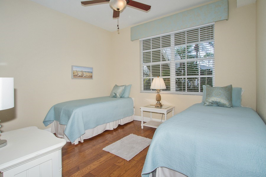 Real Estate Photography - 2280 Carrington Ct #101, Naples, FL, 34109 - Kids Bedroom
