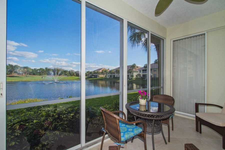 Real Estate Photography - 2280 Carrington Ct #101, Naples, FL, 34109 -