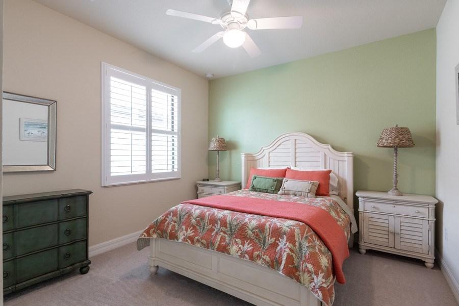 Real Estate Photography - 12538 Fenhurst Way, Naples, FL, 34120 - Bedroom