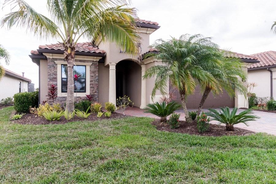 Real Estate Photography - 12538 Fenhurst Way, Naples, FL, 34120 - Front View