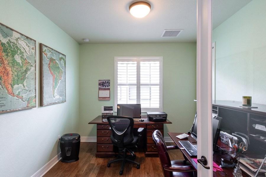 Real Estate Photography - 12538 Fenhurst Way, Naples, FL, 34120 - Den