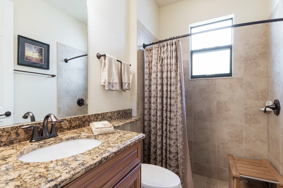 Real Estate Photography - 12538 Fenhurst Way, Naples, FL, 34120 - Bathroom