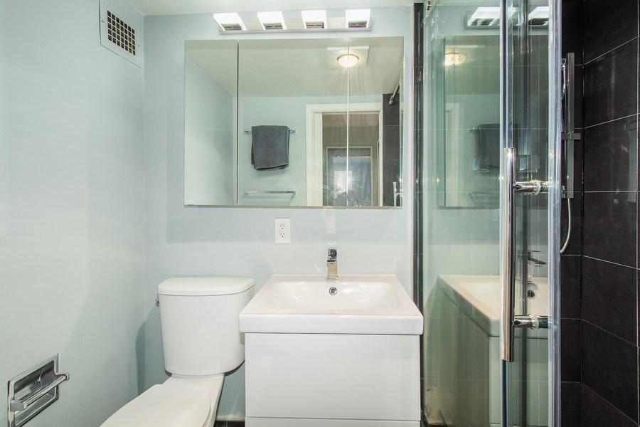 Real Estate Photography - 510 SW N St, Apt N625, Washington, DC, 20024 - Bathroom