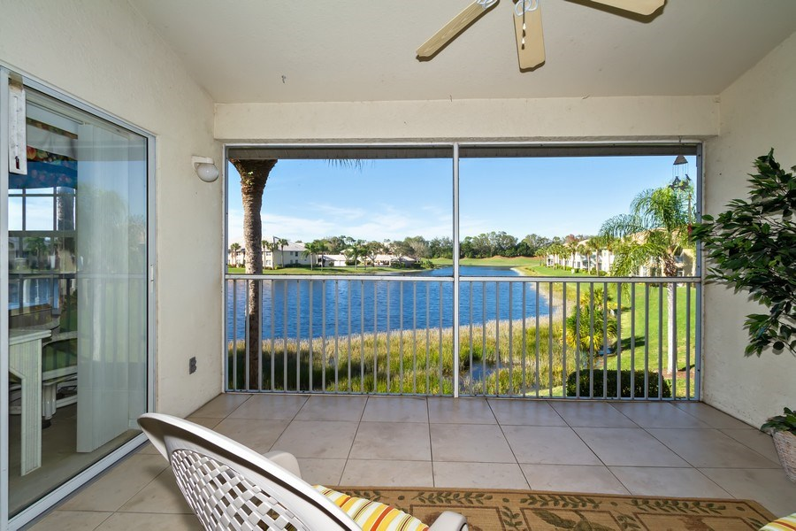 Real Estate Photography - 2285 Harmony Ln, Unit 203, Naples, FL, 34109 -