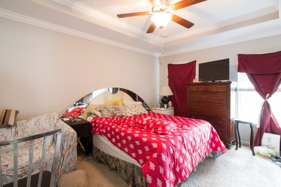 Real Estate Photography - 227 Grand Reserve Dr, Bunnell, FL, 32110 - Master Bedroom
