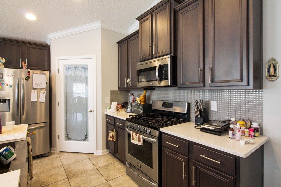 Real Estate Photography - 227 Grand Reserve Dr, Bunnell, FL, 32110 - Kitchen