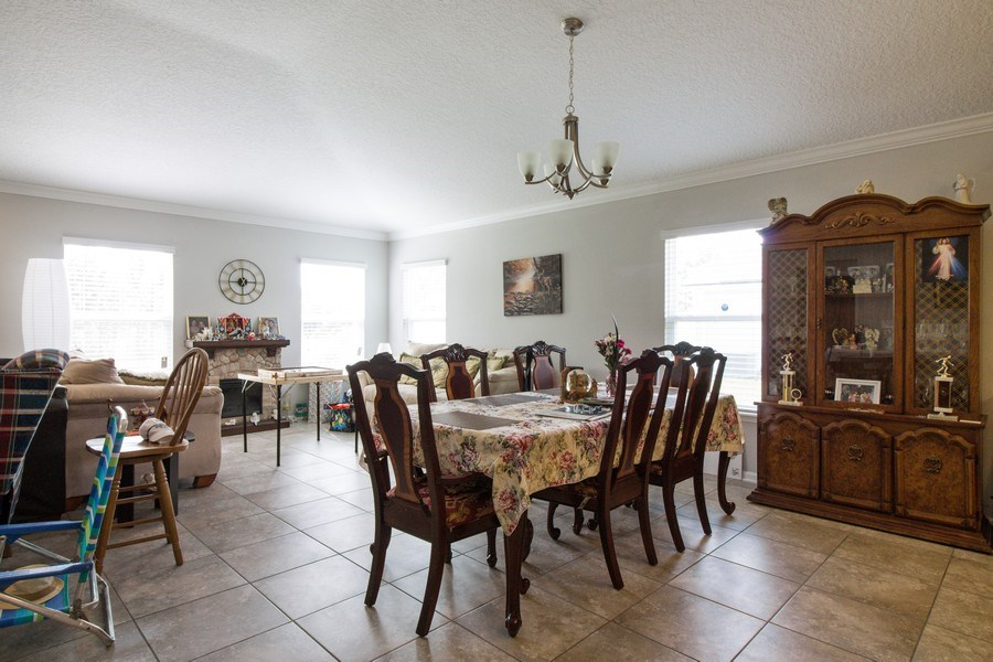 Real Estate Photography - 227 Grand Reserve Dr, Bunnell, FL, 32110 - Dining Room