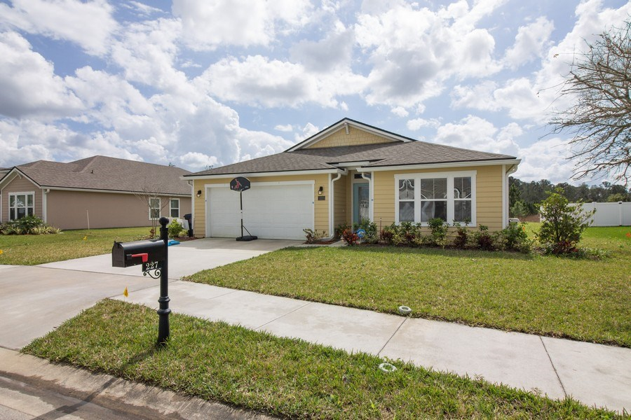 Real Estate Photography - 227 Grand Reserve Dr, Bunnell, FL, 32110 - FRONT OF HOME