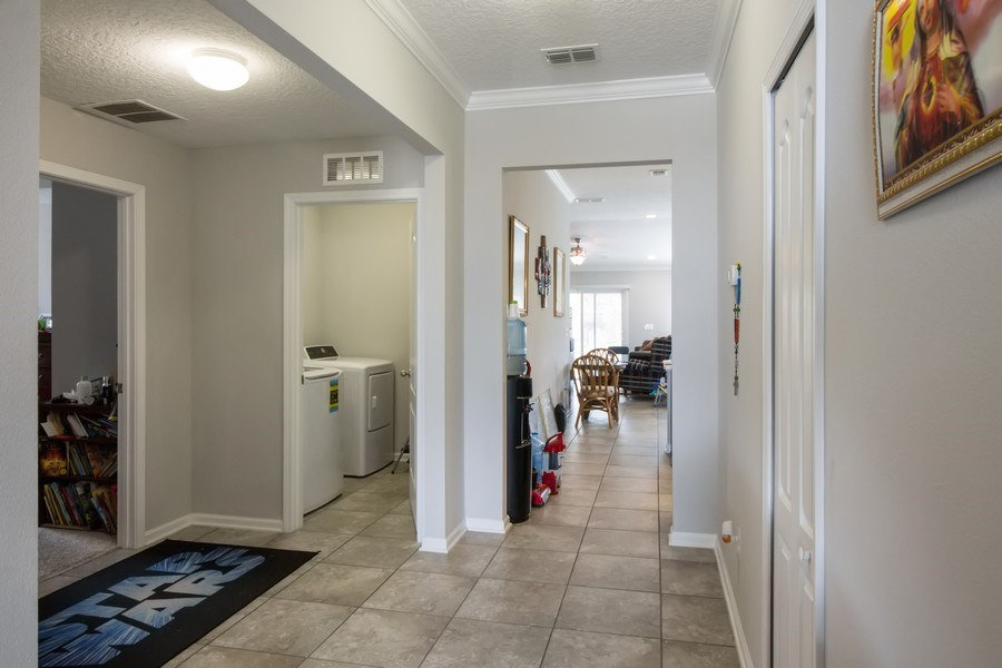 Real Estate Photography - 227 Grand Reserve Dr, Bunnell, FL, 32110 - Hallway