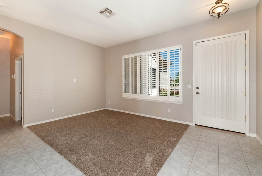 Real Estate Photography - 17685 W Eagle Dr, Goodyear, AZ, 85338 - Living Room