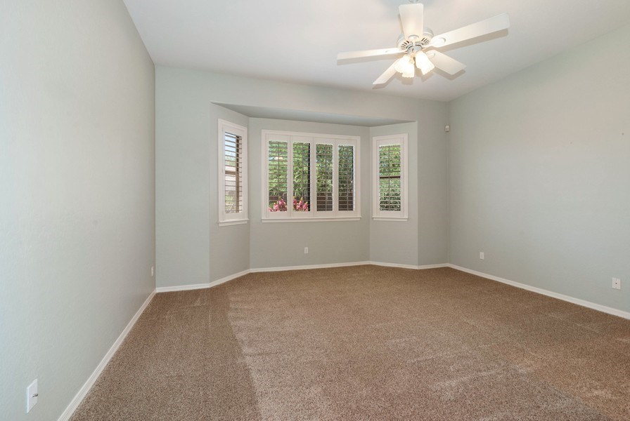Real Estate Photography - 17685 W Eagle Dr, Goodyear, AZ, 85338 - Master Bedroom