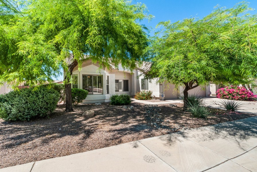 Real Estate Photography - 17685 W Eagle Dr, Goodyear, AZ, 85338 - Front View