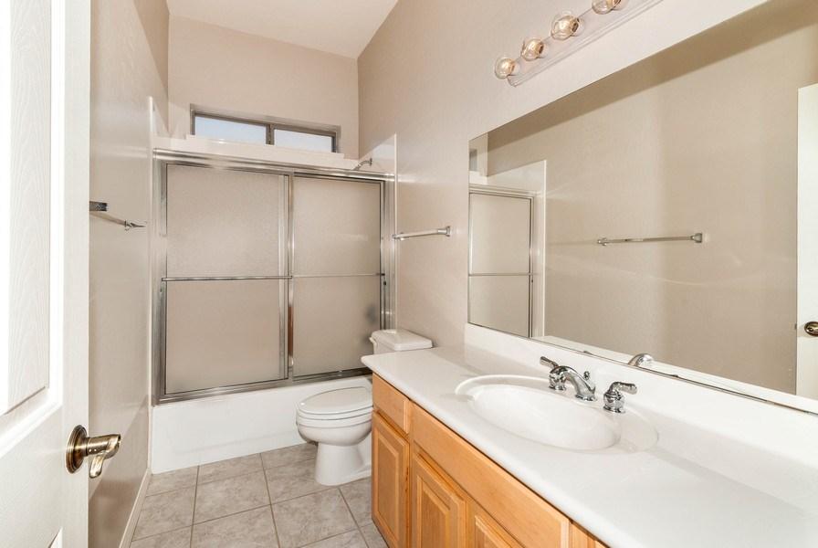 Real Estate Photography - 17685 W Eagle Dr, Goodyear, AZ, 85338 - Bathroom