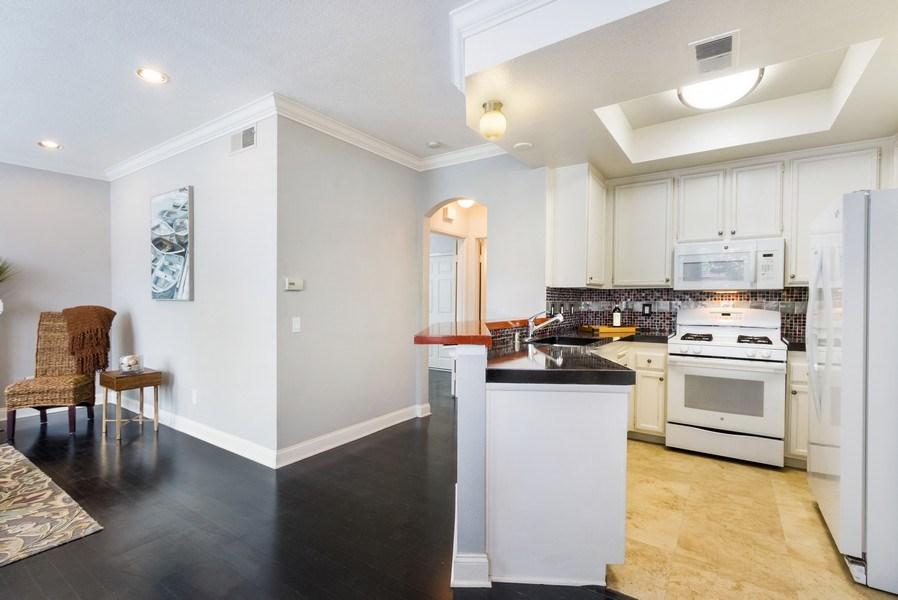 Real Estate Photography - 19431 Rue De Balore, Unit 14A, Lake Forest, CA, 92610 - Kitchen