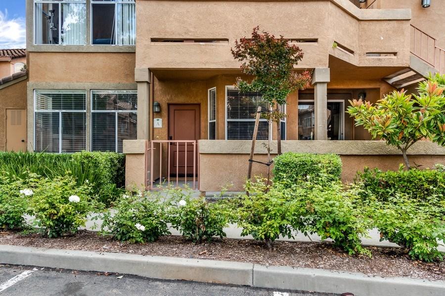 Real Estate Photography - 19431 Rue De Balore, Unit 14A, Lake Forest, CA, 92610 - Front View