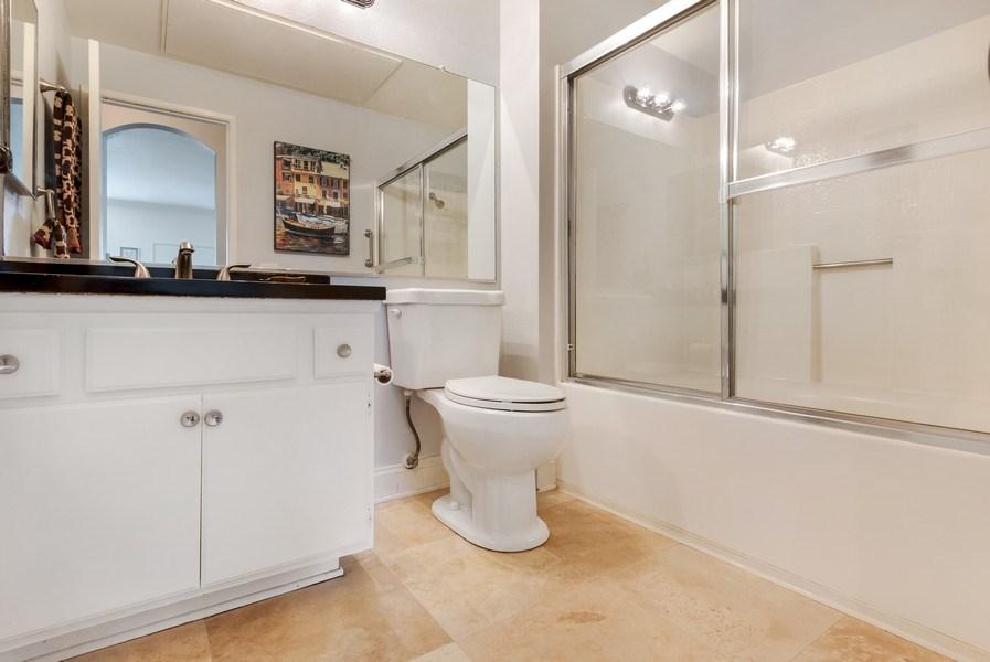 Real Estate Photography - 19431 Rue De Balore, Unit 14A, Lake Forest, CA, 92610 - Bathroom
