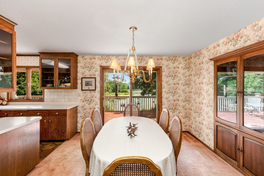 Real Estate Photography - 1162 82nd Street E, Inver Grove Heights, MN, 55077 - Dining Area