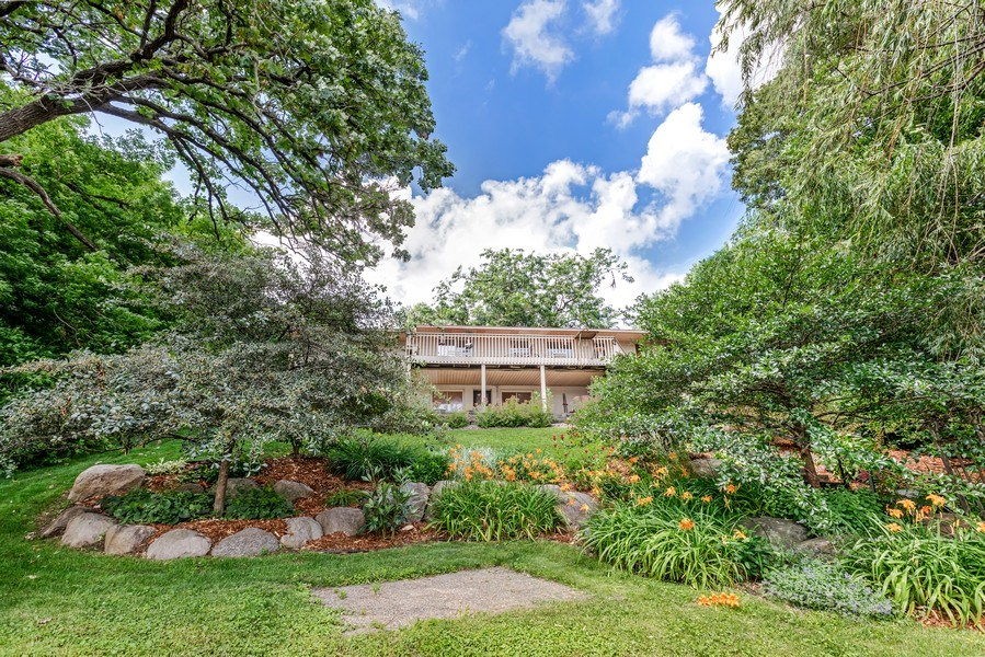 Real Estate Photography - 1162 82nd Street E, Inver Grove Heights, MN, 55077 - Rear View