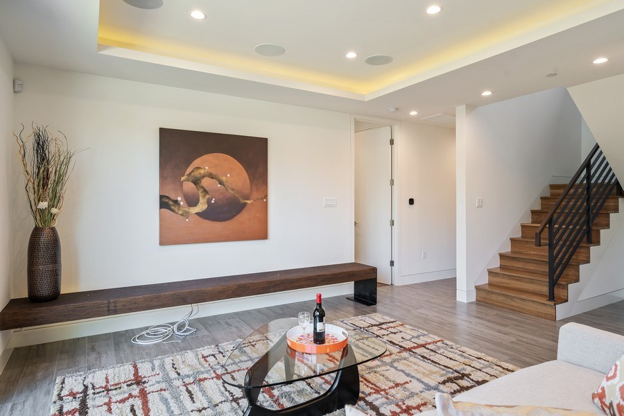 Real Estate Photography - 2045 Nassau Dr, Redwood City, CA, 94061 - Family Room
