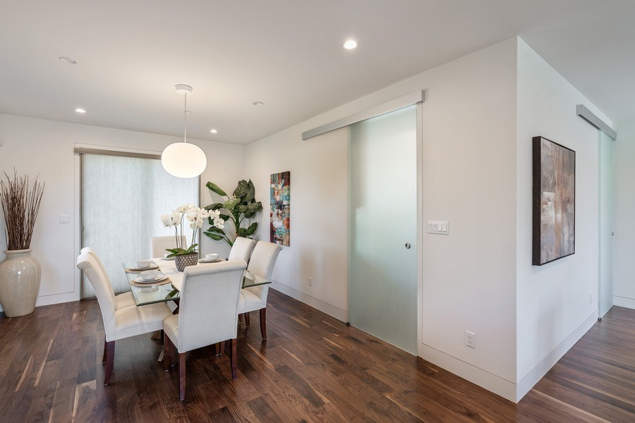 Real Estate Photography - 2045 Nassau Dr, Redwood City, CA, 94061 - Dining Room