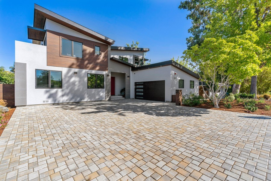 Real Estate Photography - 2045 Nassau Dr, Redwood City, CA, 94061 - Front View