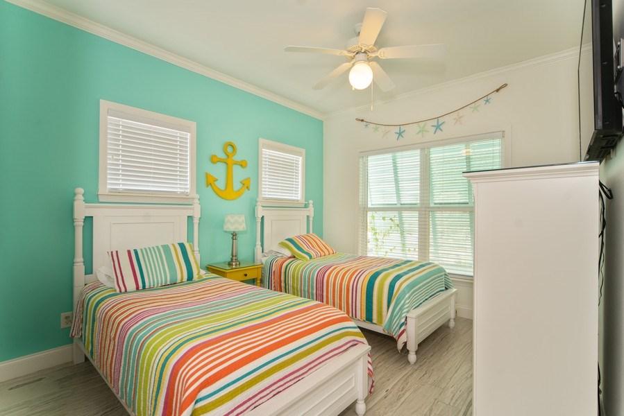 Real Estate Photography - 137 Gulfside Way, Miramar Beach, FL, 32550 - 3rd Bedroom