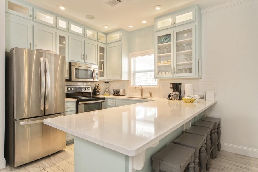Real Estate Photography - 137 Gulfside Way, Miramar Beach, FL, 32550 - Kitchen