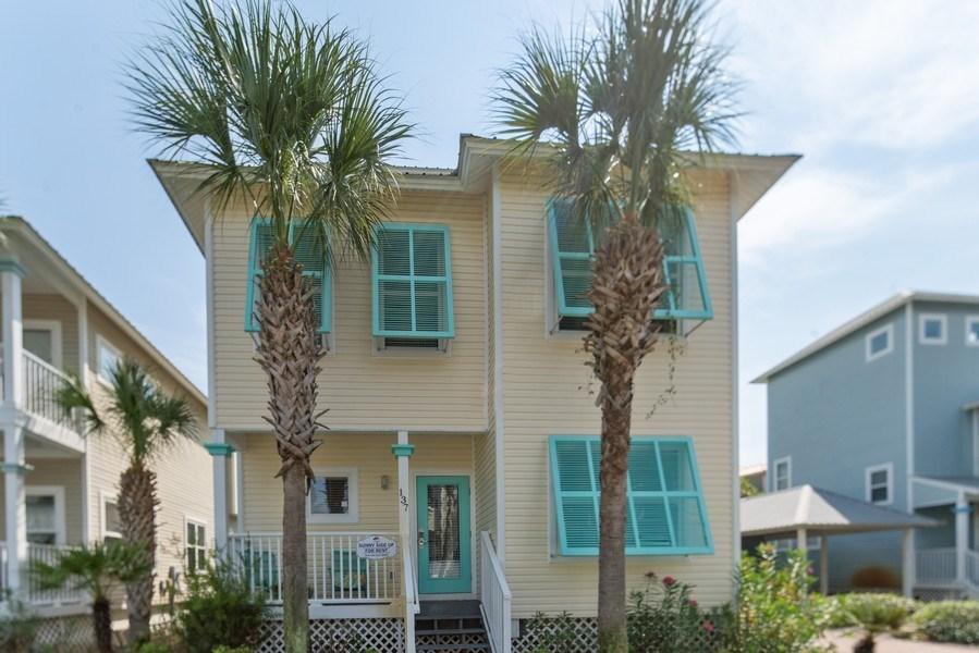 Real Estate Photography - 137 Gulfside Way, Miramar Beach, FL, 32550 - Front View