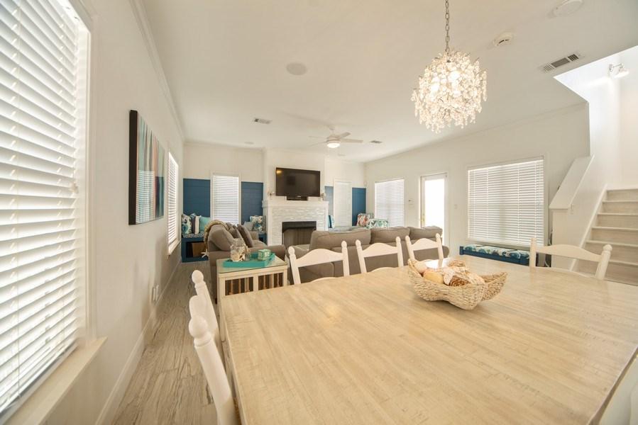 Real Estate Photography - 137 Gulfside Way, Miramar Beach, FL, 32550 - Family Room / Dining Room
