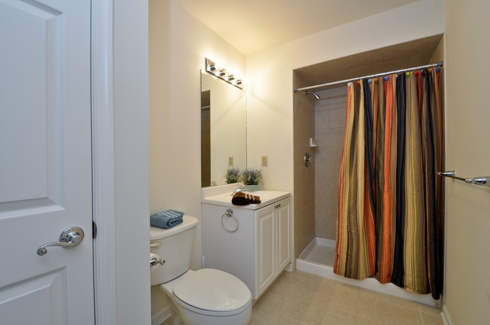 Real Estate Photography - 179 Roseland Avenue, 6, Caldwell, NJ, 07006 - Master Bathroom