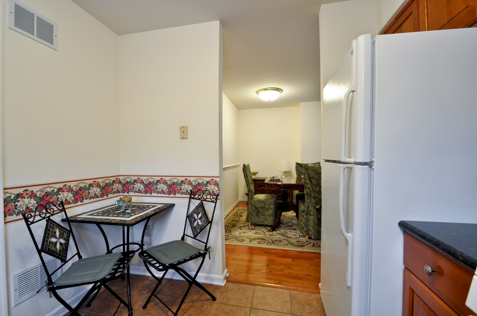 Real Estate Photography - 179 Roseland Avenue, 6, Caldwell, NJ, 07006 - Breakfast Area