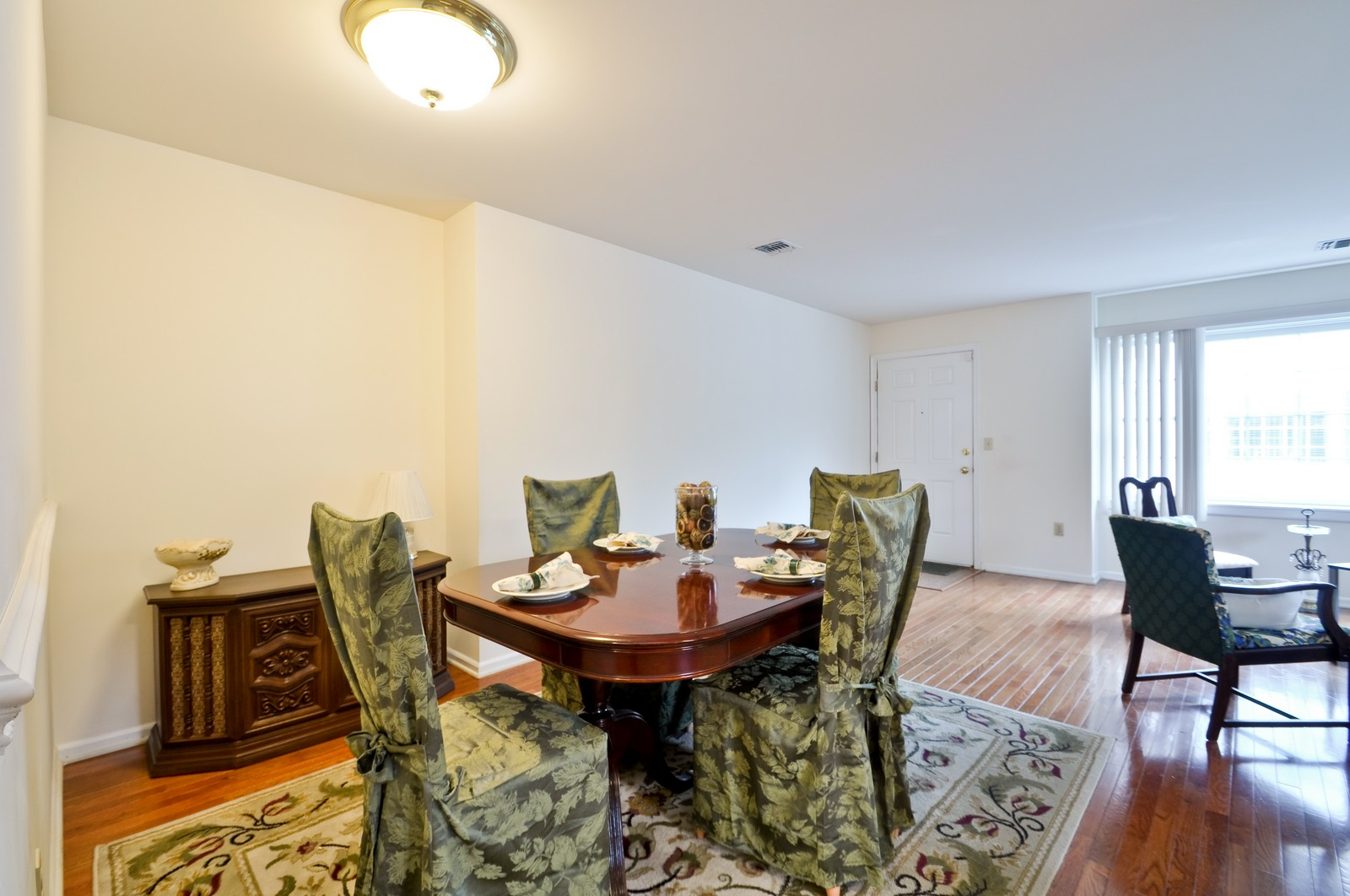 Real Estate Photography - 179 Roseland Avenue, 6, Caldwell, NJ, 07006 - Dining Area