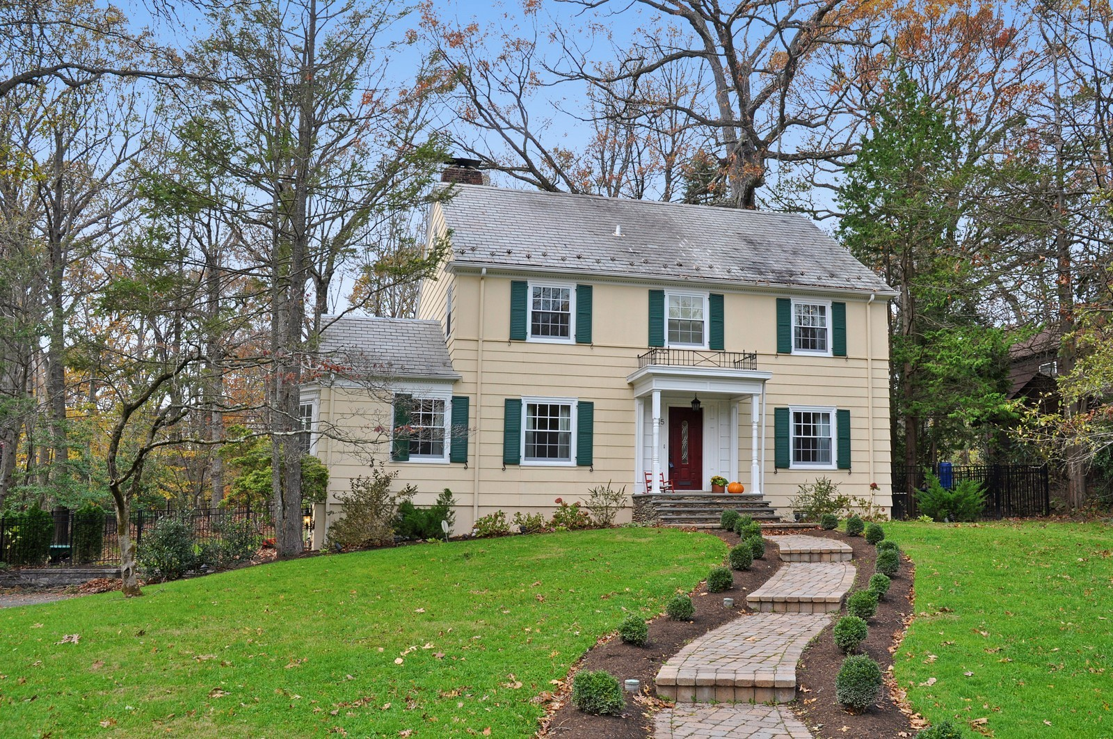 Real Estate Photography - 45 Glenview Road, South Orange, NJ, 07079 - Front View