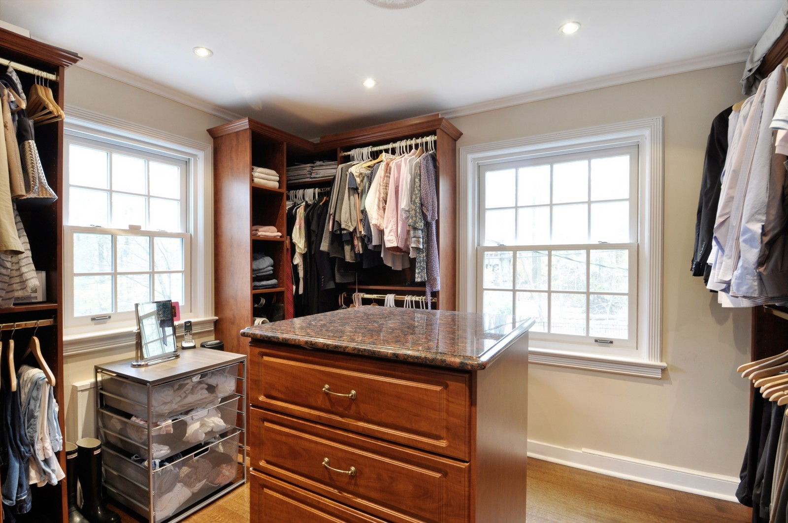 Real Estate Photography - 45 Glenview Road, South Orange, NJ, 07079 - Dressing Area